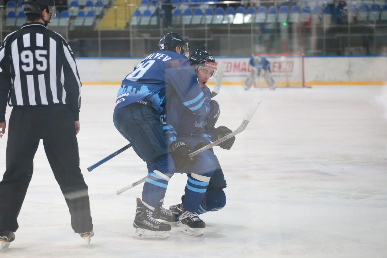 ХК Рязань - Горняк15