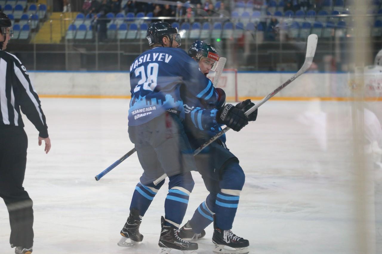 ХК Рязань - Горняк16