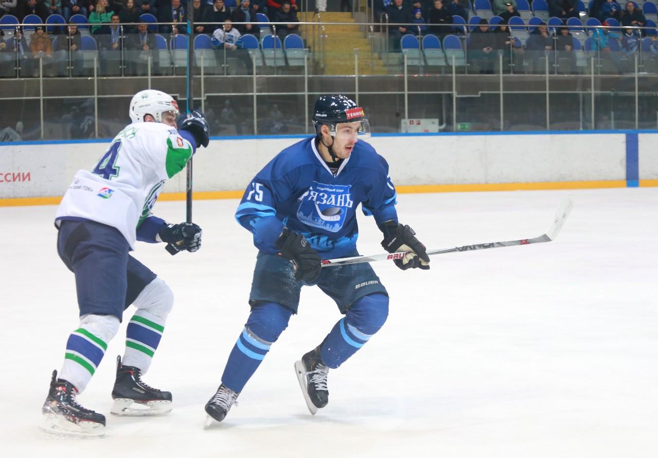 ХК Рязань - Горняк20