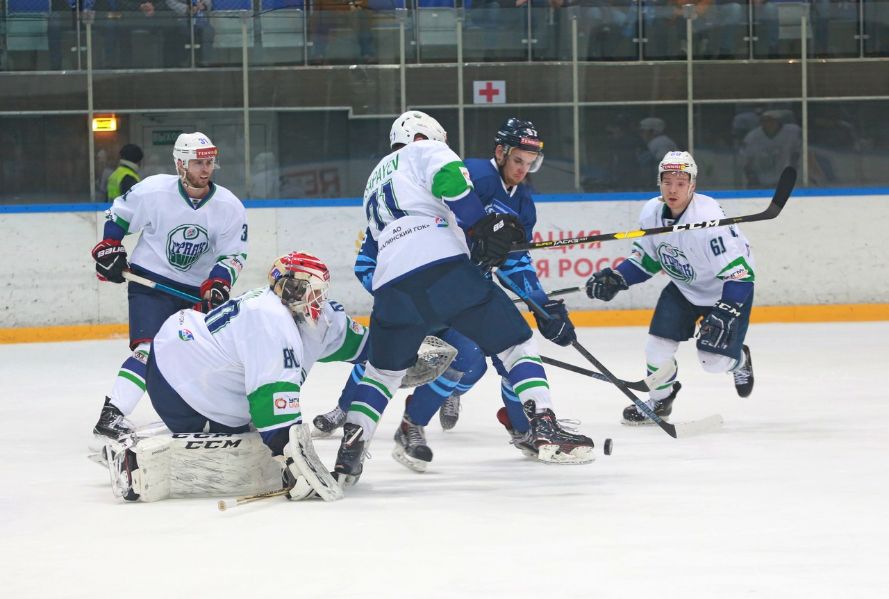 ХК Рязань - Горняк21