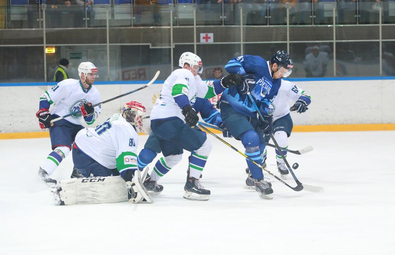 ХК Рязань - Горняк22