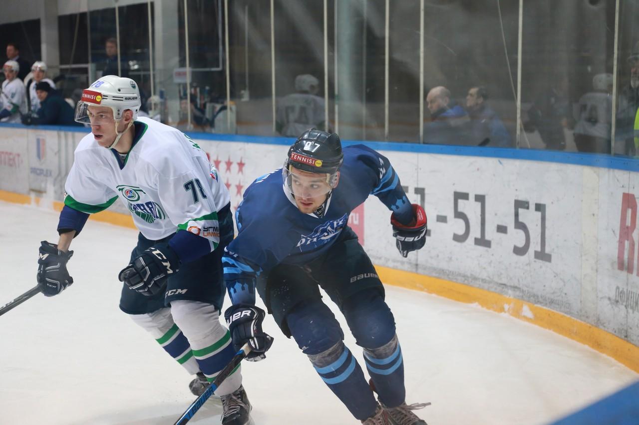 ХК Рязань - Горняк30