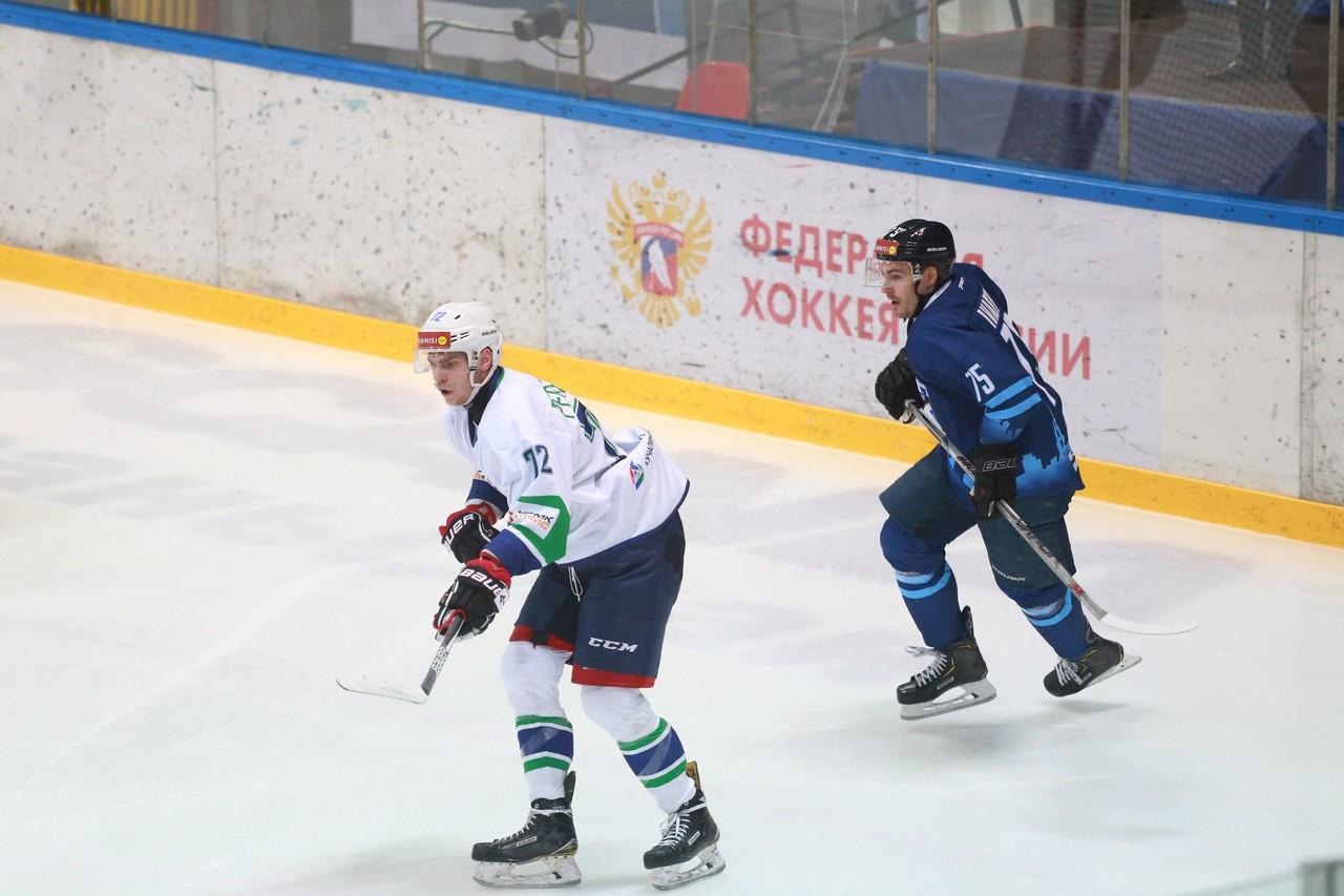 ХК Рязань - Горняк41