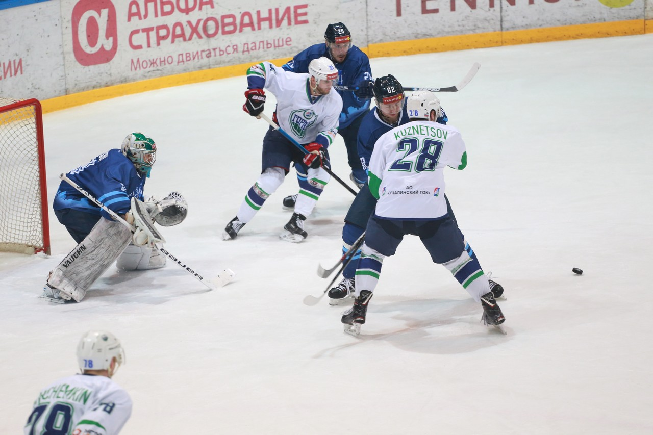 ХК Рязань - Горняк49
