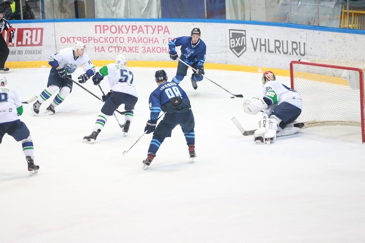 ХК Рязань - Горняк60