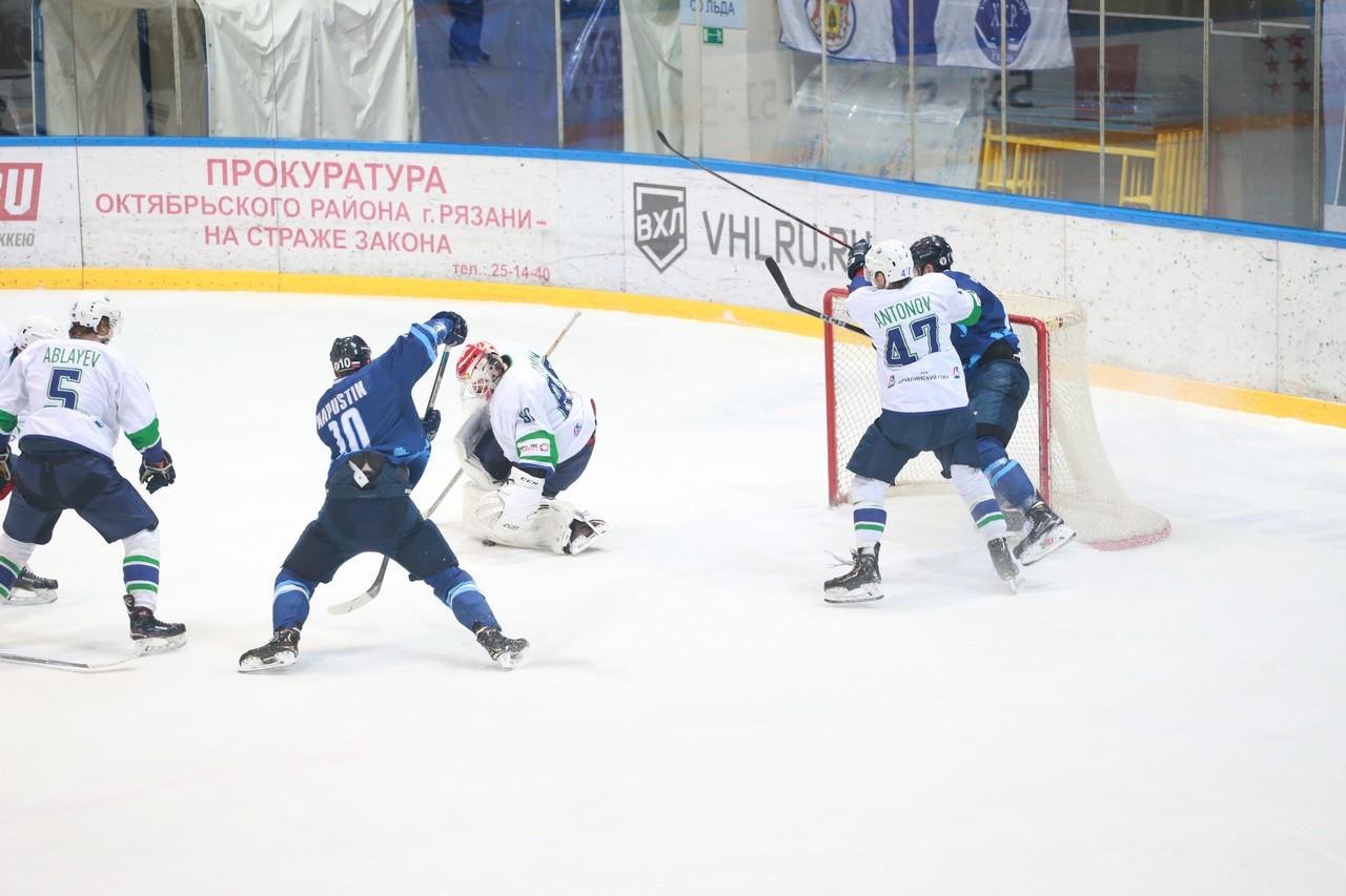 ХК Рязань - Горняк69