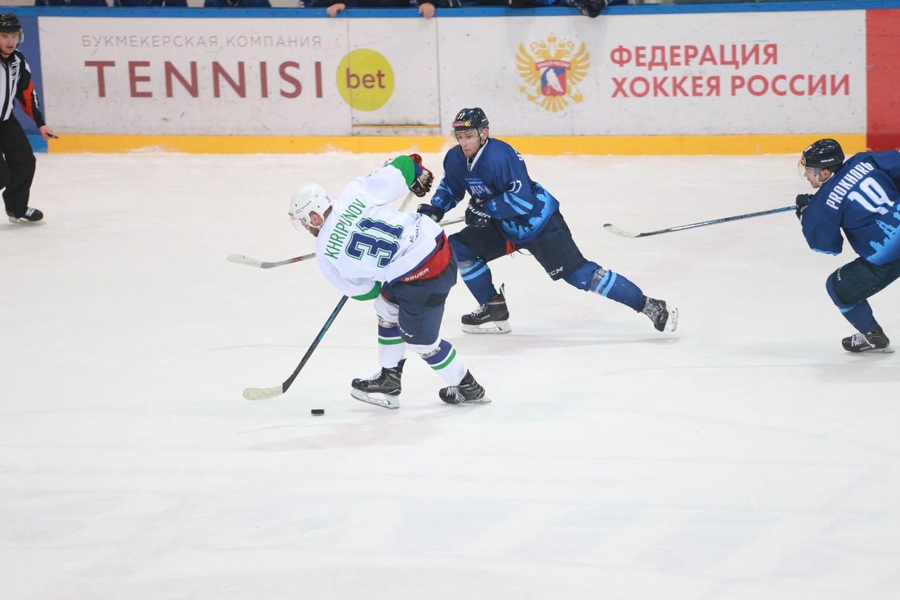 ХК Рязань - Горняк70
