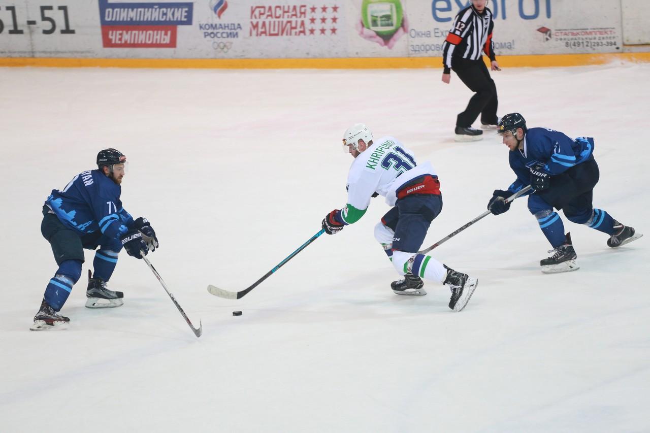 ХК Рязань - Горняк71