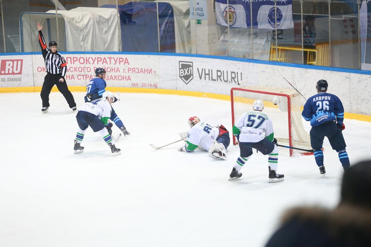 ХК Рязань - Горняк78