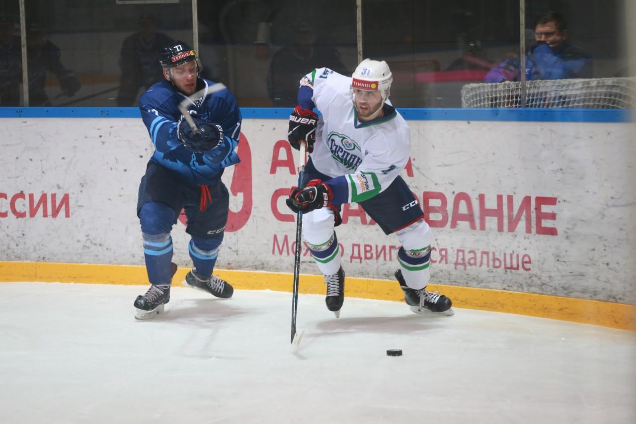 ХК Рязань - Горняк8