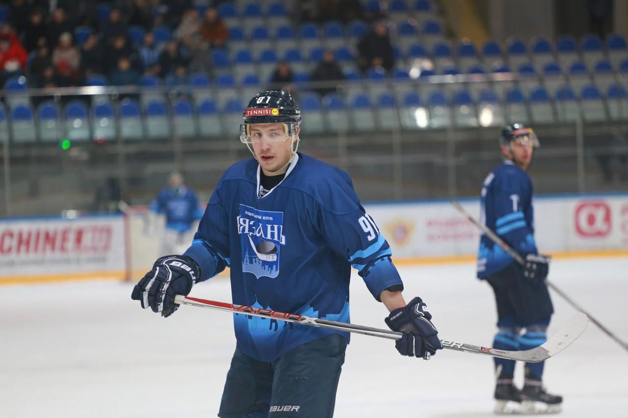ХК Рязань - Зауралье23
