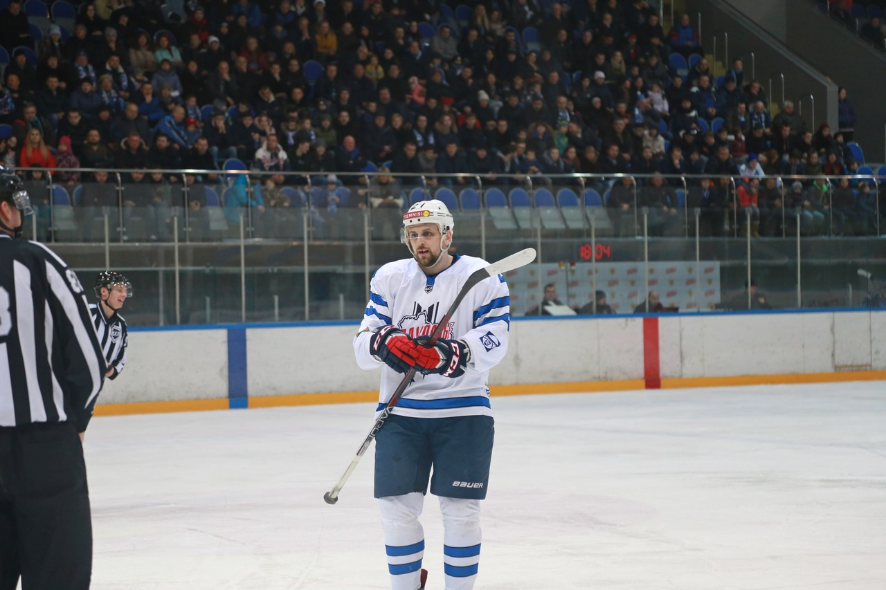 ХК Рязань - Зауралье31