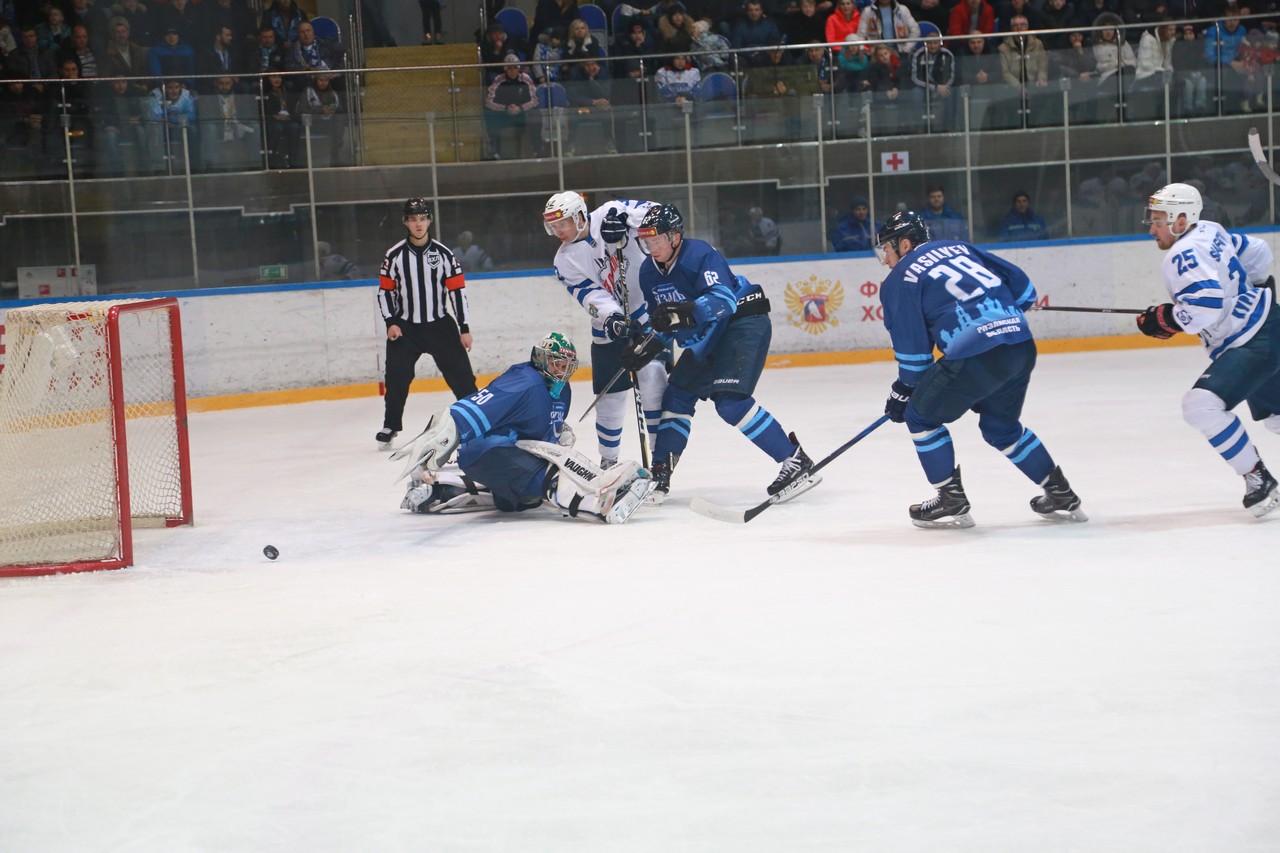 ХК Рязань - Зауралье34