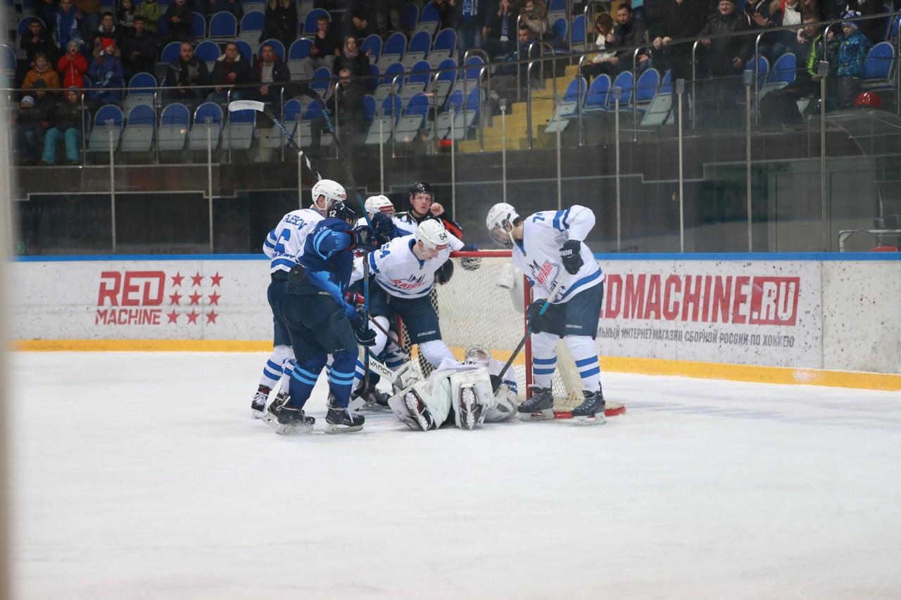ХК Рязань - Зауралье43