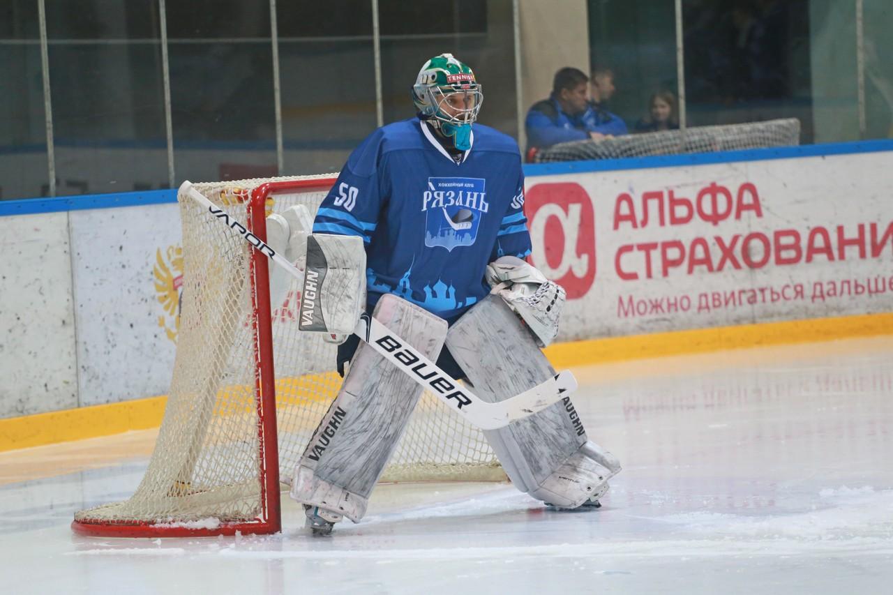 ХК Рязань - Зауралье51