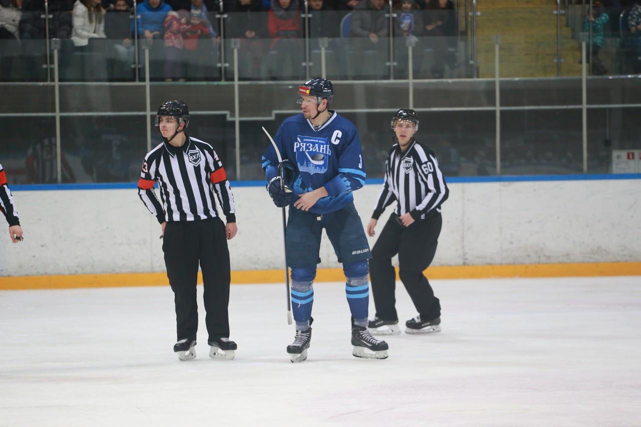 ХК Рязань - Зауралье58