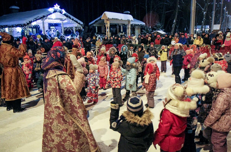проводы Деда Мороза11