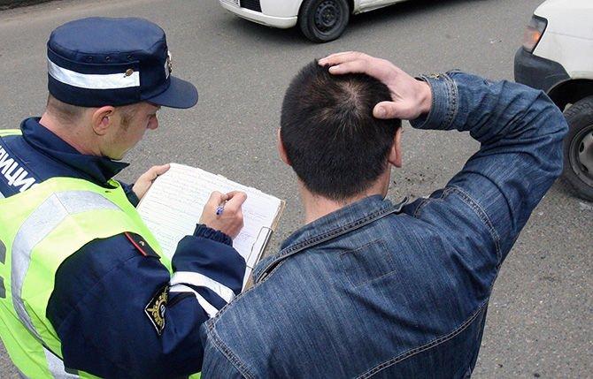 Ложное обвинение в наезде на пешехода