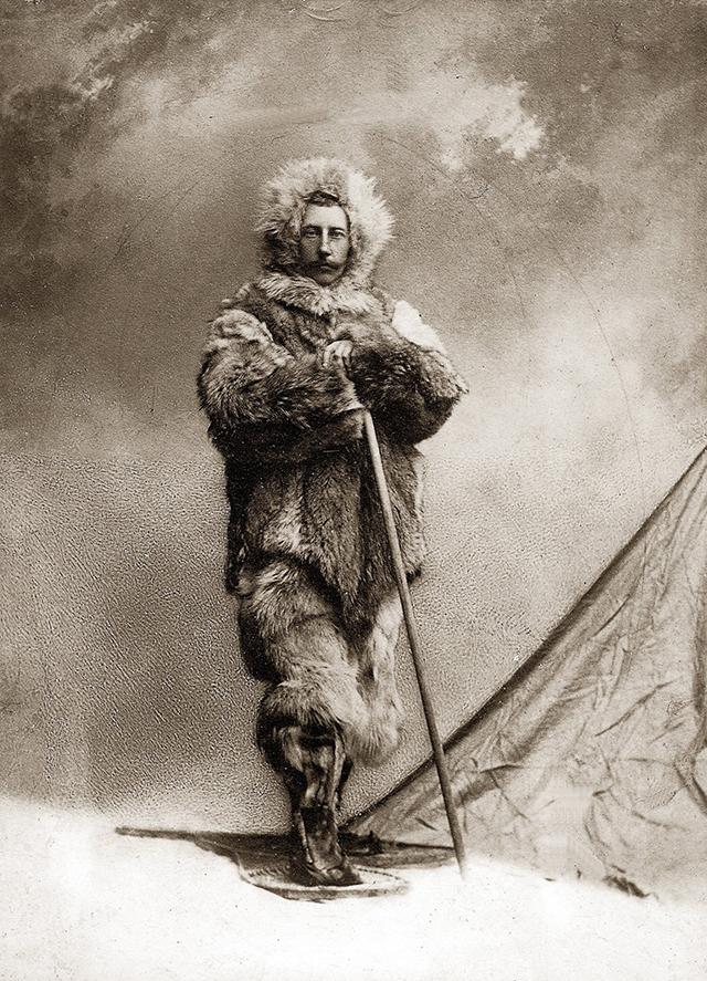 Рязань | Родился знаменитый полярник Руаль Амундсен - БезФормата