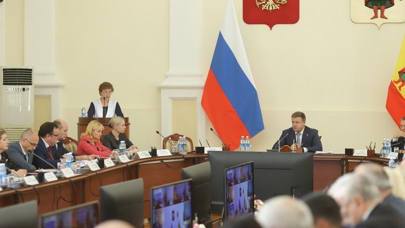 Николай Любимов: В школах дети и педагоги должны чувствовать себя безопасно во время учебы