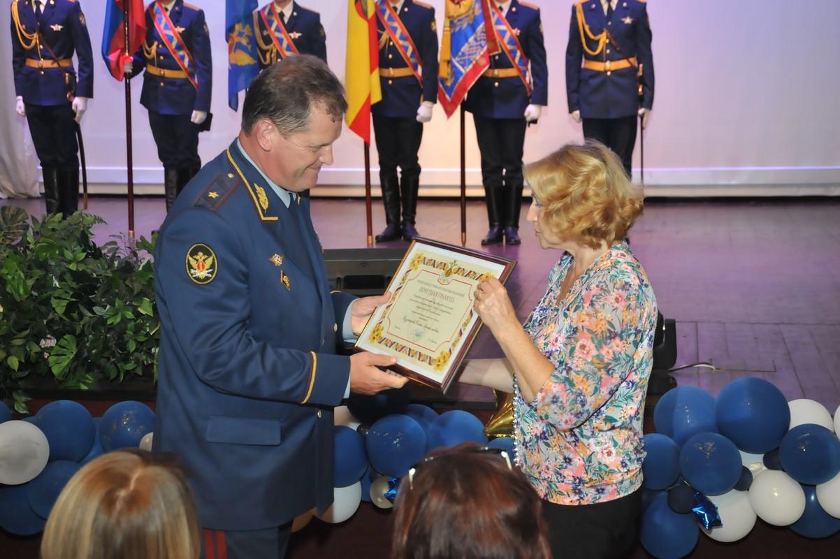 В Академии ФСИН России состоялось торжественное собрание, посвящённое началу учебного года