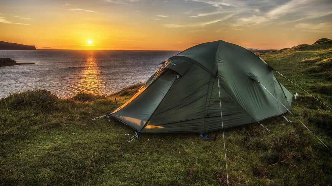 Картинки отдых на природе с палатками возле реки