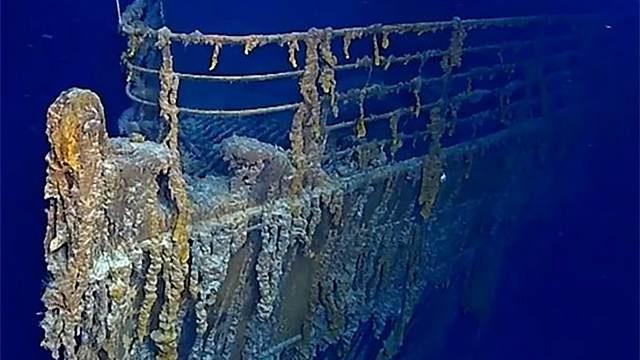Дайверы рассказали об ужасных повреждениях «Титаника»