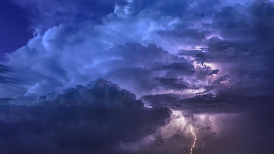 В пятницу в Рязанской области ожидается дождь с грозой