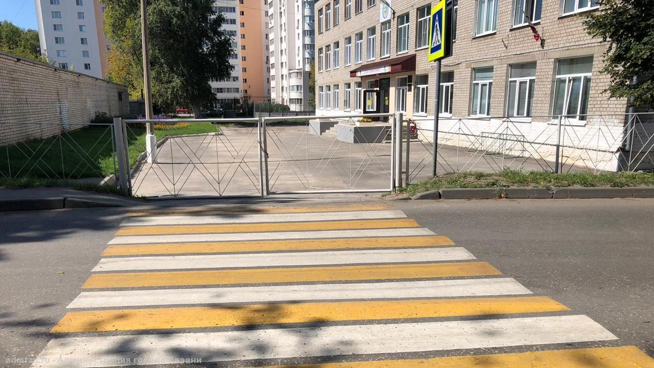 В Рязани проверили готовность школ Советского района к учебному году