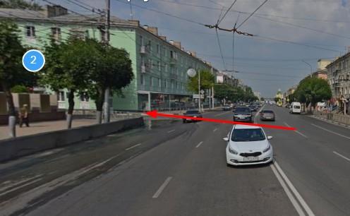 В центре Рязани изменилась схема движения транспорта