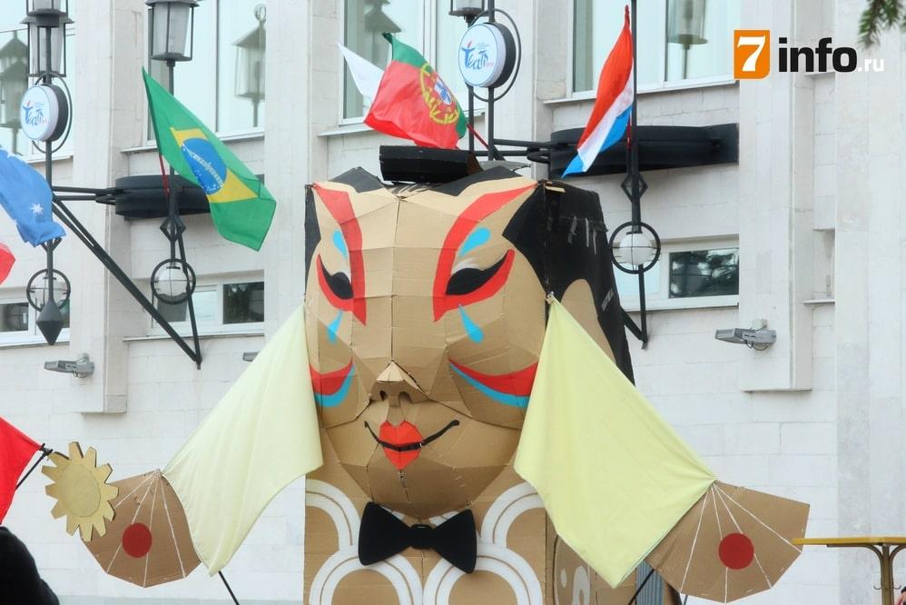 Открытие фестиваля «Рязанские смотрины» прошло в стиле «Гэтсби»
