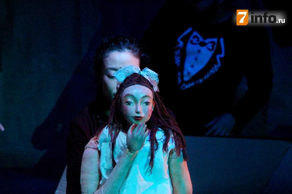 В Рязани совместный спектакль поставили театралы из 9 стран мира