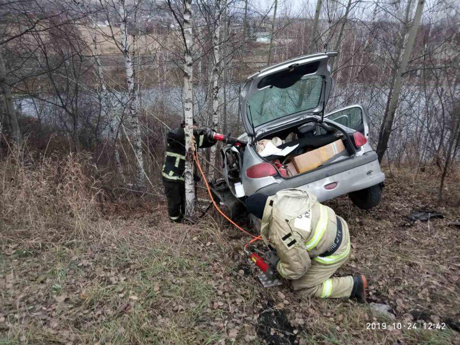 Автоледи разбилась насмерть в Кузбассе