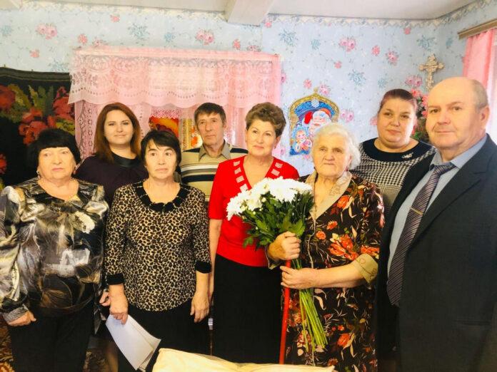 Открытка к юбилею 90 лет онежскому району