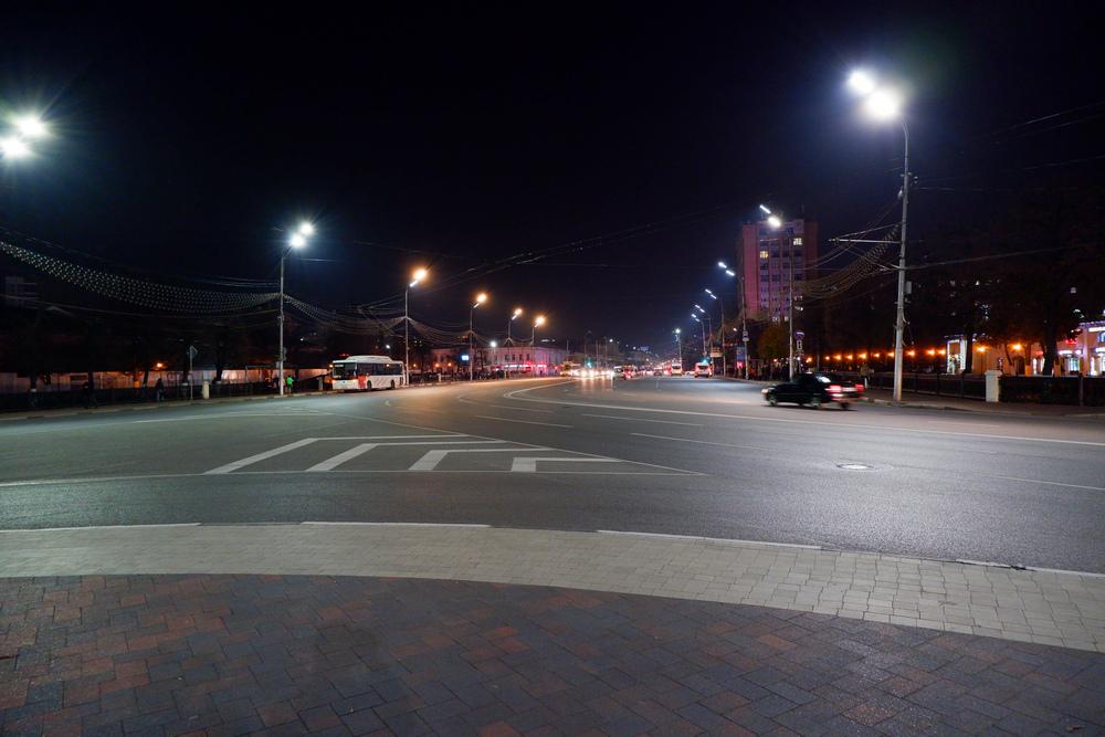 Реконструкцию площади Ленина в Рязани продолжат в следующем году