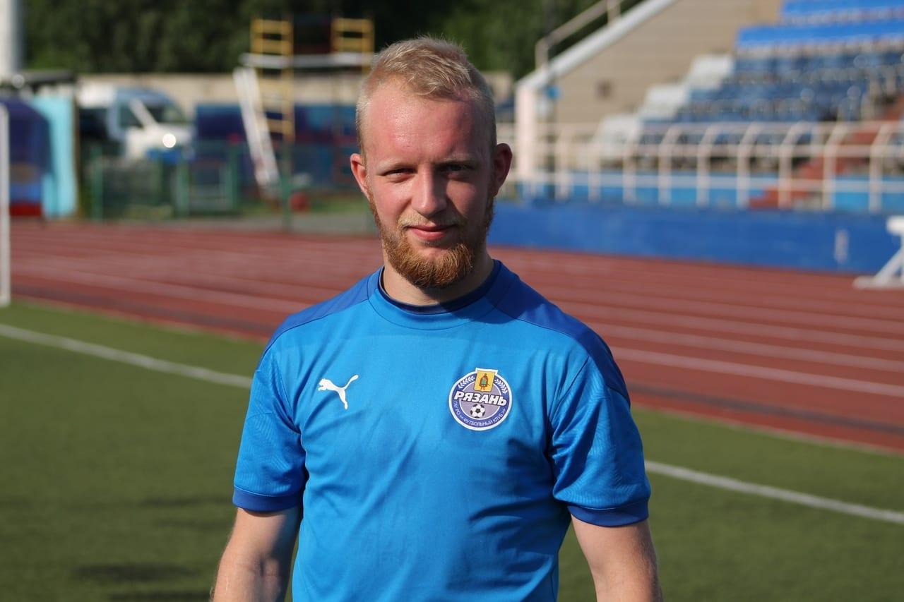 ФК «Рязань» внёс в заявку трёх полузащитников